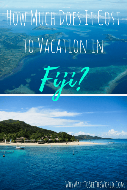 How Much Does It Cost to Vacation in Fiji