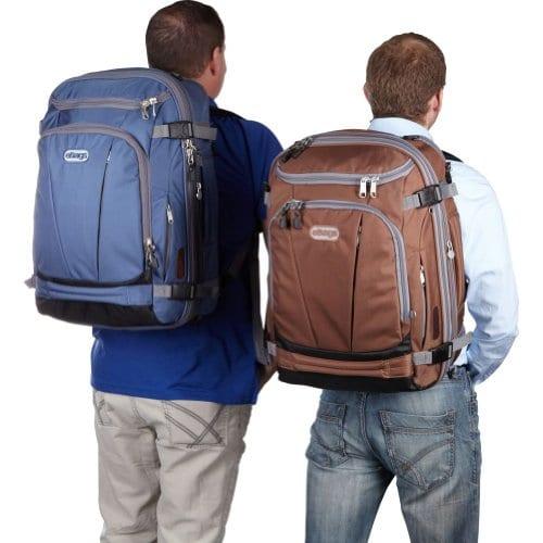 convertible backpacking backpack